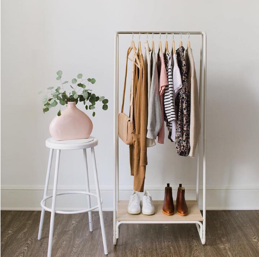 How To Style Your Wardrobe When You Don T Have Much Space